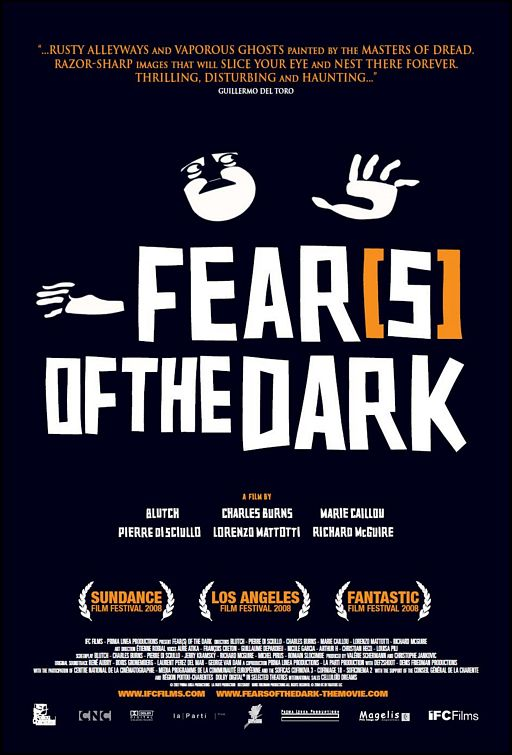 Fears of the Dark Poster